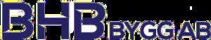 Logo – BHB bygg Aktiebolag