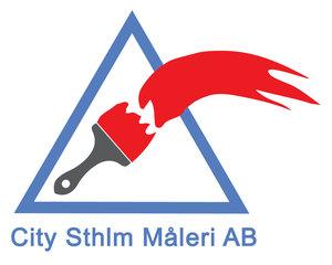 City Sthlm Måleri AB logo