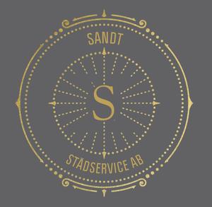 SANDT STÄDSERVICE AB logo