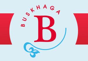 Buskhaga hemservice KB logo