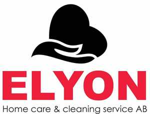 Logo – Elyon Home care & cleaning service AB