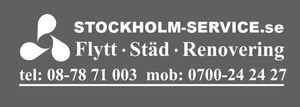 Stockholm S-service AB logo