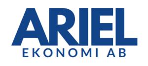 Ariel Ekonomi AB logo