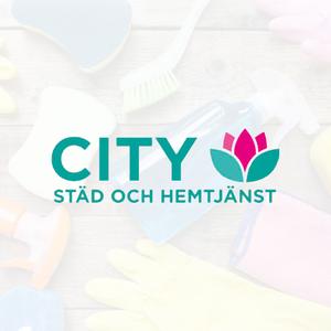 City städ & hemtjänst Sverige AB logo