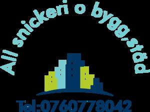 All Snickeri o Bygg, Städ logo