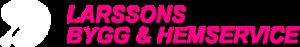Logo – Larssons Bygg- och Hemservice