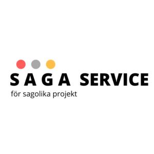 SAGA Serviceföretag AB logo
