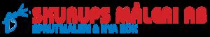 Skurups Måleri AB logo