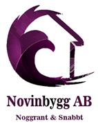 Novinbygg AB logo