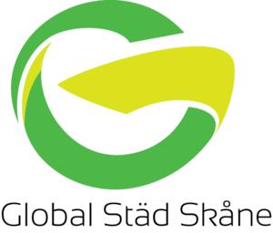 Logo – Globalstäd Service AB