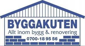 Irmantas Bucys Byggakuten AB logo
