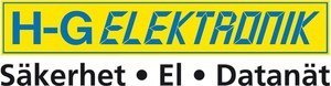 H-G Elektronik AB logo