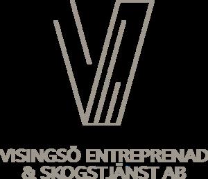 Visingsö entreprenad och skogstjänst AB logo