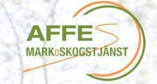 Affes Mark- o Skogstjänst logo