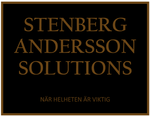 Logo – Stenberg Andersson Solutions