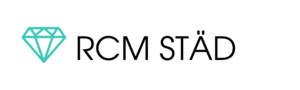 RCM städ AB logo