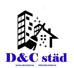 D&C städ AB logo