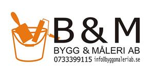 Logo – Bygg & Måleri Skandinavien AB