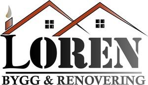 Loren Bygg & Renovering logo