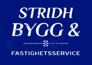 Stridhs Bygg & Fastighetsservice logo