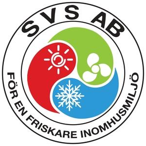 Logo – S.V.S. Sveriges ventilation och sanering AB