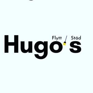 Logo – Hugos flytt och städ AB
