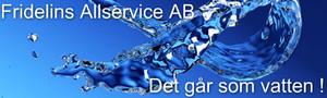 FRIDELINS ALLSERVICE Aktiebolag logo