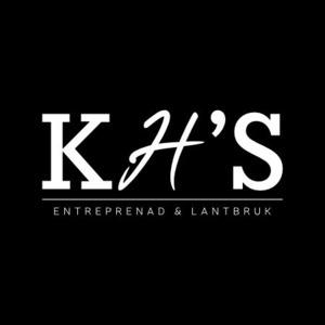 KH's Entreprenad & Lantbruk AB logo
