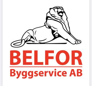 Logo – Belfor Städ AB