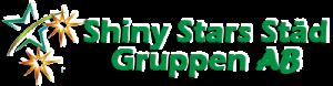 Shiny Big Stars Städ Gruppen AB logo