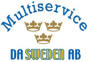 DA Sweden AB logo