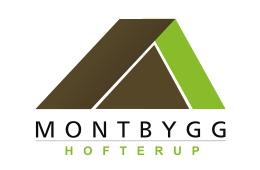 MONTBYGG HOFTERUP logo