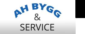 AH Bygg & Service logo