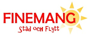 Finemang Städ och Flytt AB logo