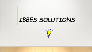 Ibbes Solutions logo