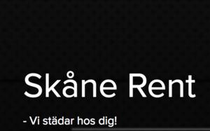 Skåne Rent logo