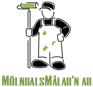 Mölndals Målar'n AB logo