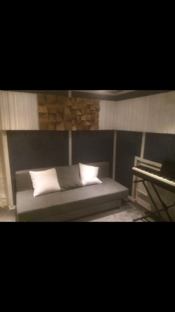 Renovering Musikstudio