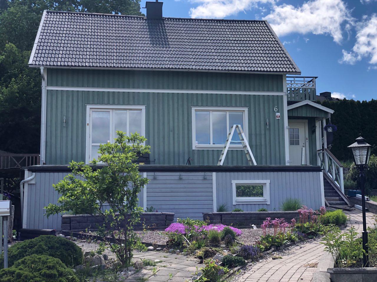 TILLBYGGNAD | VÄRMDÖ