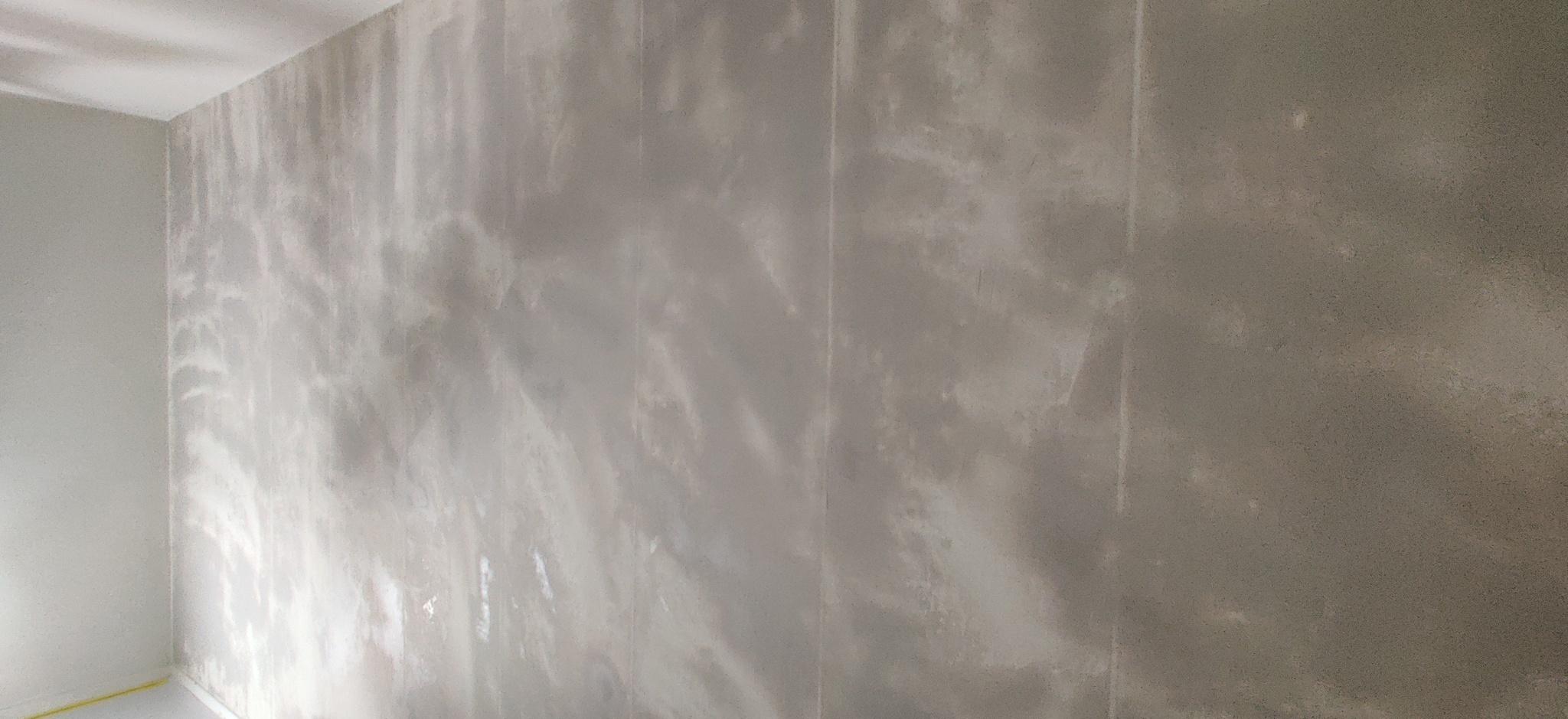 Spackling och målning 2