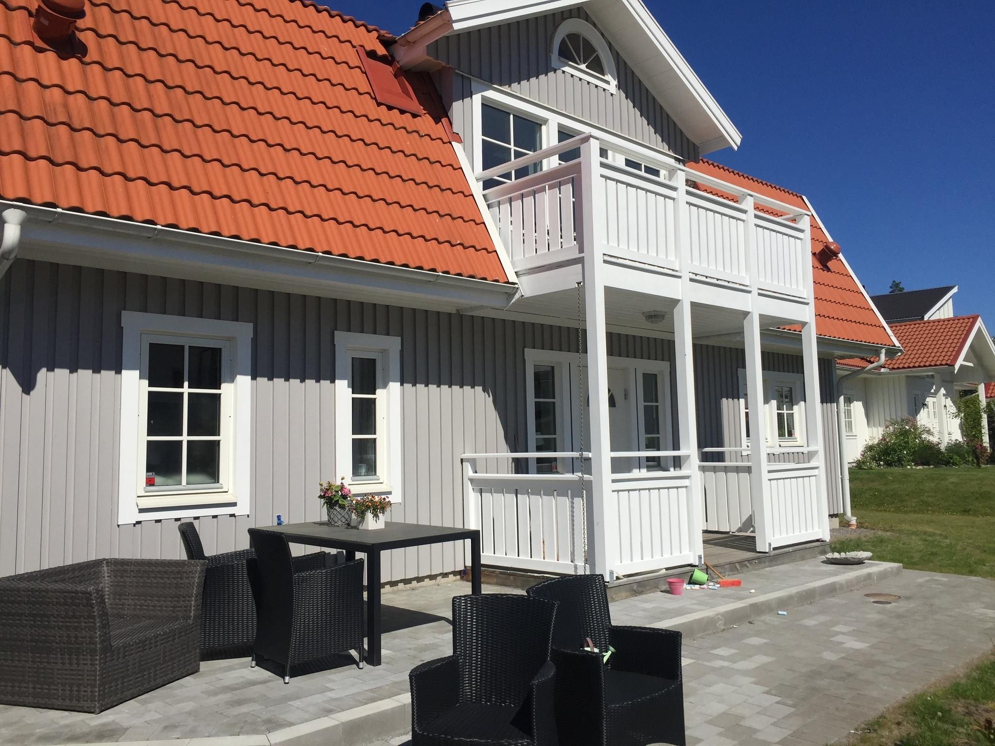 Målning av hus