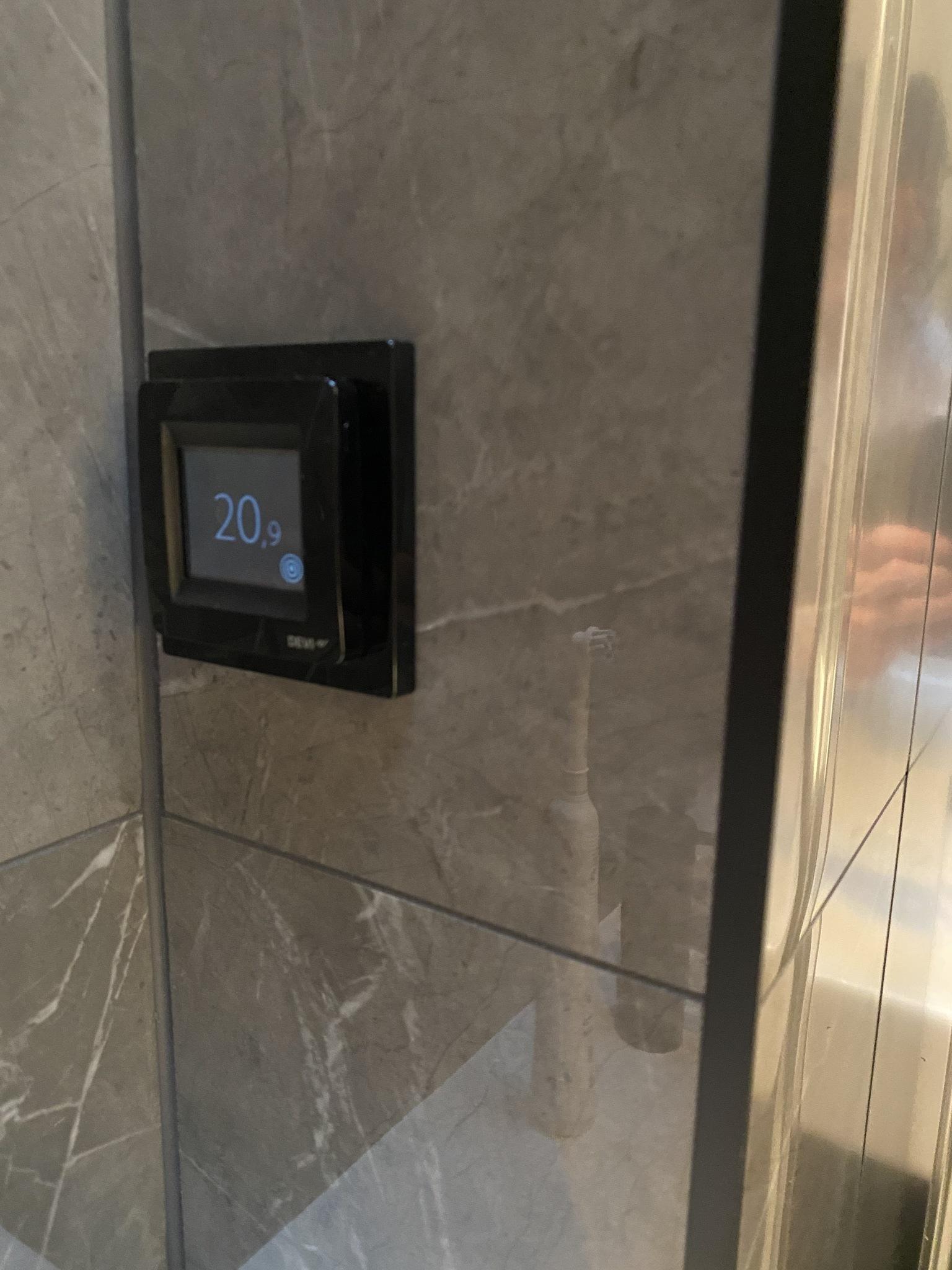 Detalj bilder badrumsrenovering