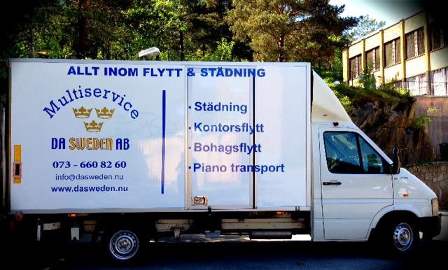 Flytt & Transport