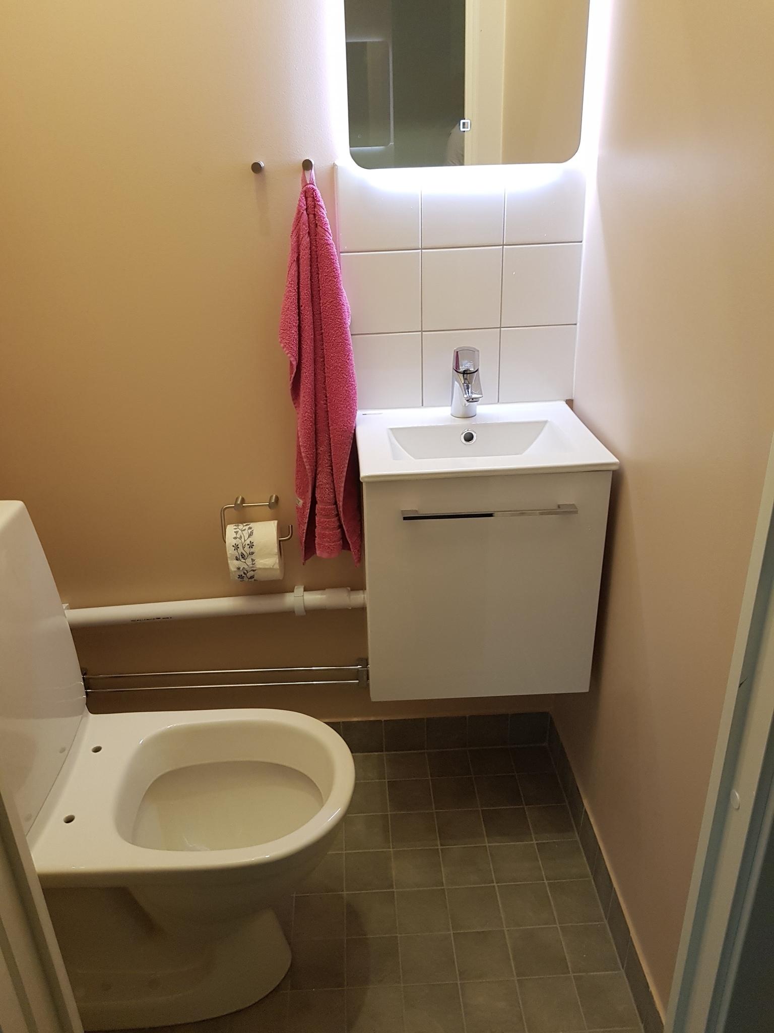 Toalett Södermalm
