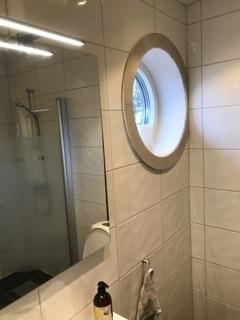 Byggnation utav badrum