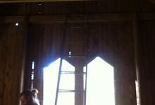 Fönsterinstallation