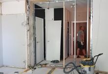 Renovering av lägenhet