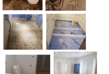 Complete Bathroom Renovation - Meteorvagen, Norrtalje, Stockholm  län