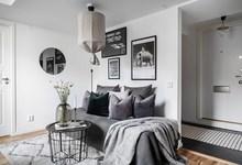 Förrådsombyggnation till en lägenhet på 24 m2 i Johanneshof
