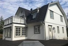 Fasad renoveringar/målningar-Trä och Putsfasader